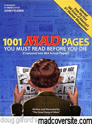 1001 Mad Pages You Must Read Before You Die