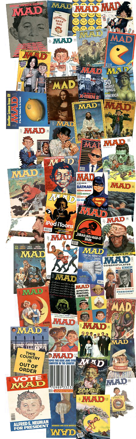 ... Mad Cover Site - Mad #228 - The Night Before Christmas Parodies