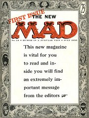 The First Mad Magazine #24