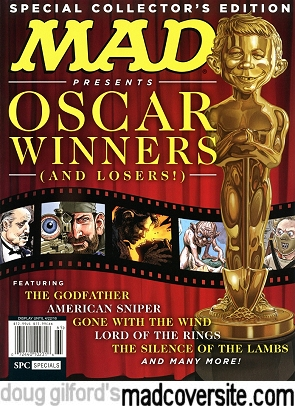 Mad Presents Oscar Winners (and Losers!)