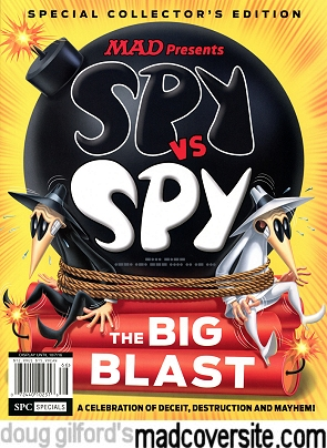 Mad Presents Spy vs Spy: The Big Blast
