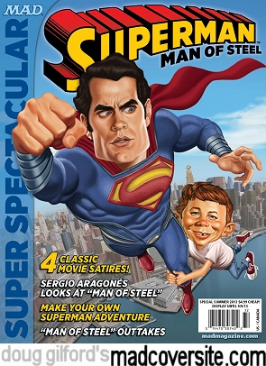 Mad Presents Superman