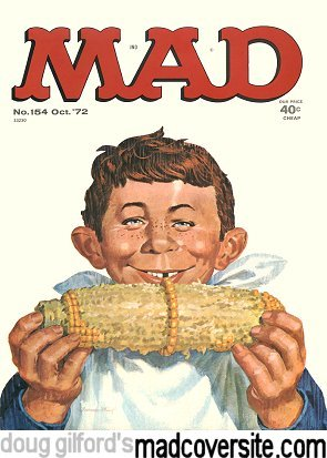 doug gilford s mad cover site mad 154