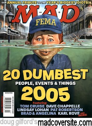 doug gilford s mad cover site mad 461