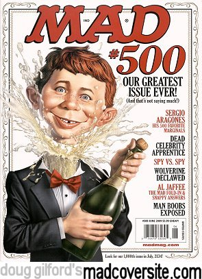 doug gilford s mad cover site mad 500