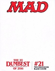 Mad #543 'variant' cover