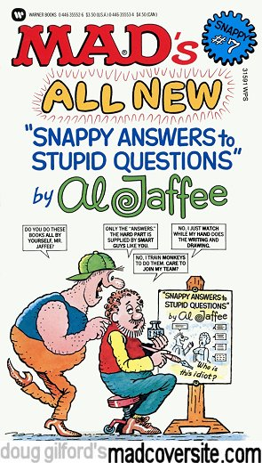 Mad's All New Snappy Answers to Stupid Questions