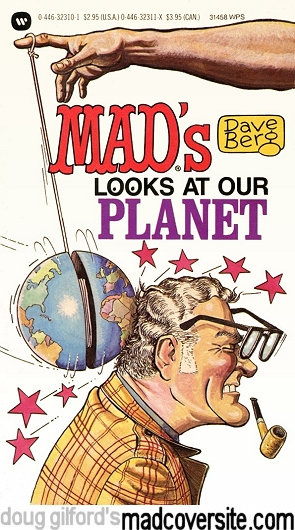 Mad's Dave Berg Looks At Our Planet