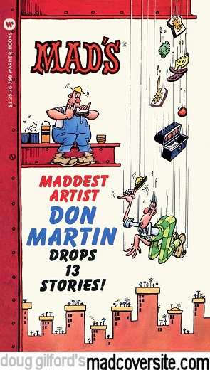 Mad's Maddest Artist Don Martin Bounces Back