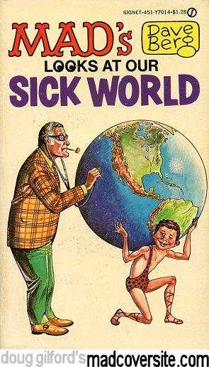 Mad's Dave Berg Looks at Our Sick World