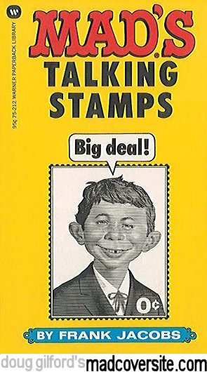 Mad's Talking Stamps