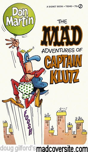 The Mad Adventures of Captain Klutz