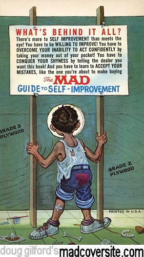 The Mad Guide to Self-Improvement