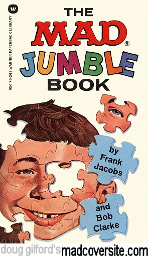 The Mad Jumble Book