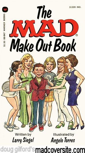 The Mad Make Out Book