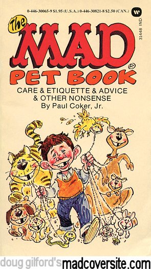 The Mad Pet Book