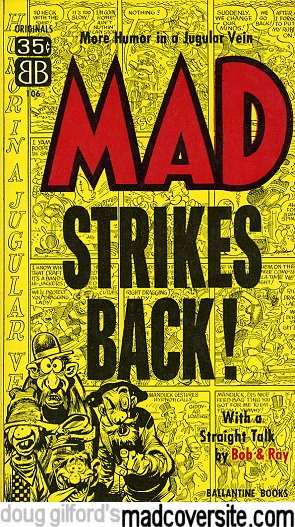 Mad Stikes Back!