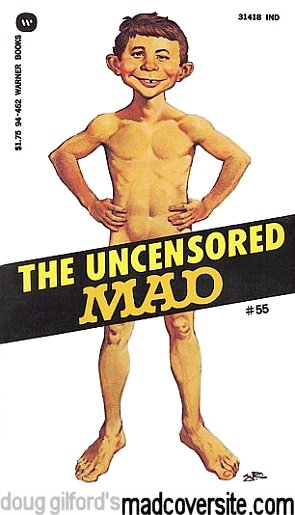 The Uncensored Mad