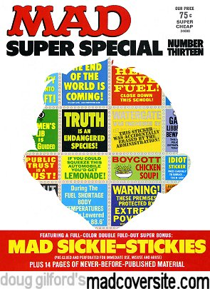 Mad Special #13