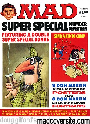 Mad Special #17