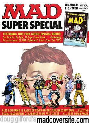 Mad Special #18