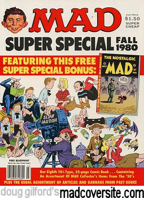 Mad Special #32