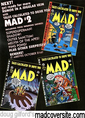 Tales Calculated To Drive You Mad #1