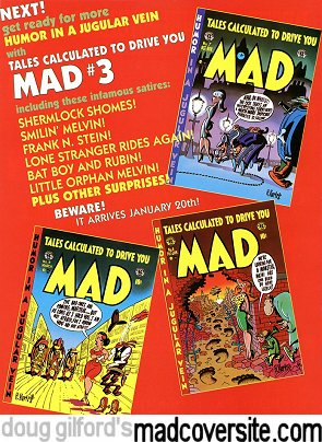 Tales Calculated To Drive You Mad #2