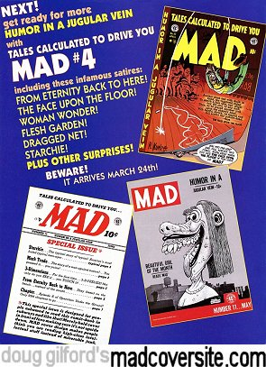 Tales Calculated To Drive You Mad #3