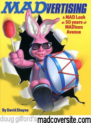 Doug Gilford's Mad Cover Site - MADvertising