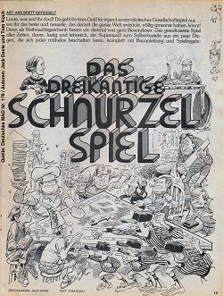 German Mad #176-schnurzelspiel article