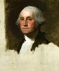 The Unfinished Portrait of George Washington